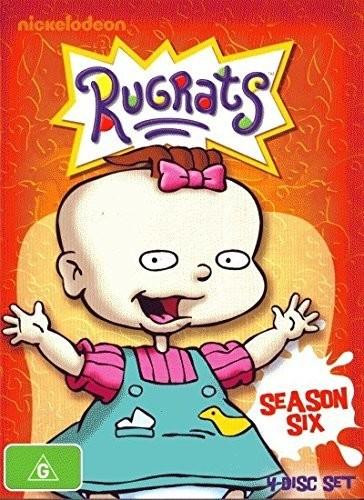 Rugrats: Season 6 [Import]