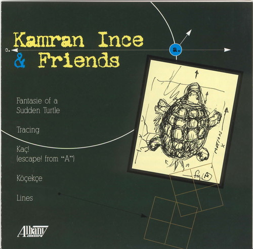 Fantasie of Sudden Turtle /  Tracing /  Lines
