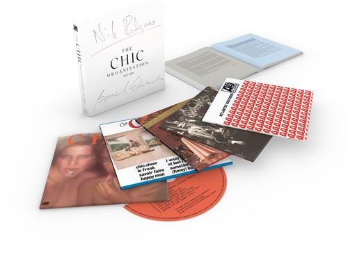 Chic Organization 1977-1979