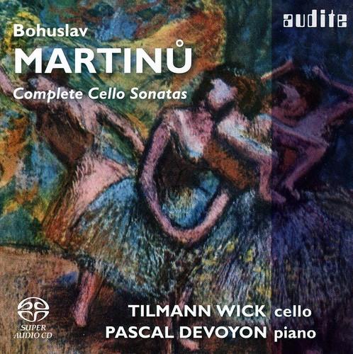 Sonatas for Cello & Piano