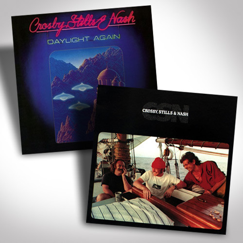 Crosby, Stills, & Nash Lp Bundle