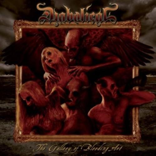 Diabolical - Gallery of Bleeding Art