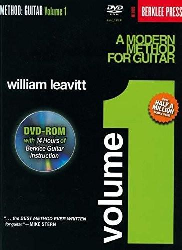 Modern Method for Guitar: Volume 1