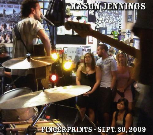 Mason Jennings - Fingerprints-September 20 2009 [Import]