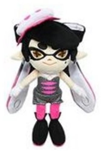 "- Little Buddy Splatoon Callie 9"" Plush"