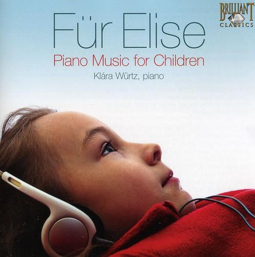 Fur Elise: Piano Music for Children