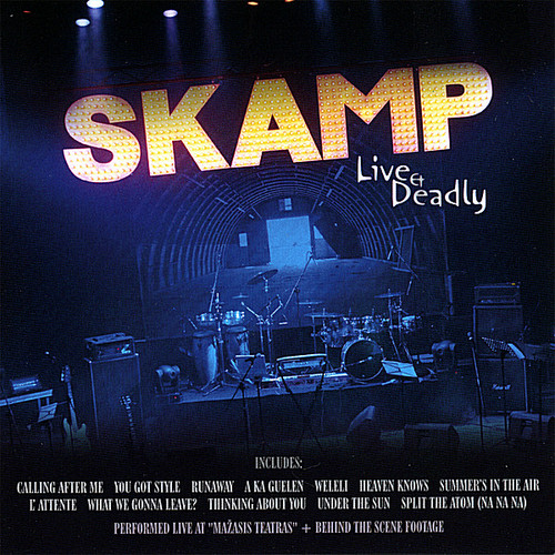 Live & Deadly 2007