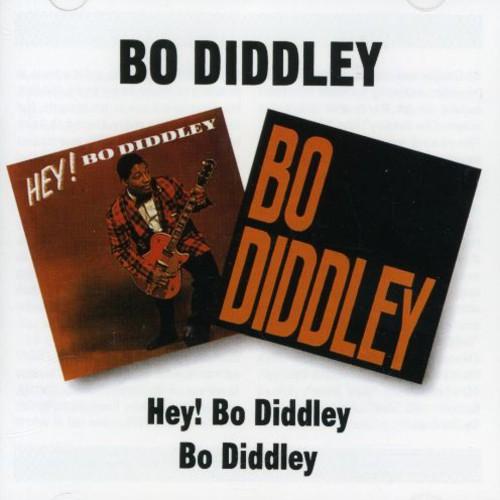 Hey Bo Diddley /  Bo Diddley [Import]