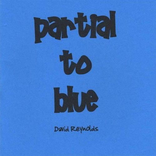 Partial to Blue