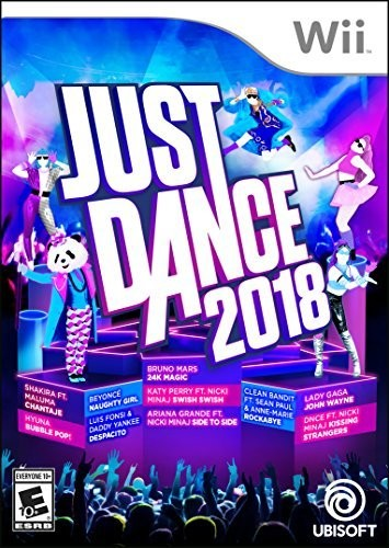 Just Dance 2018 for Nintendo Wii