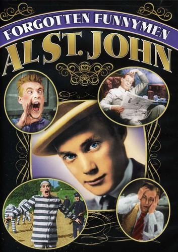 Forgotten Funnymen: Al St. John