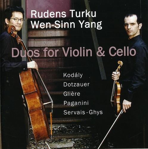 Duets for Violin & Cello