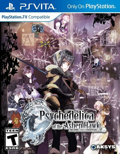 Psychedelica of the Ashen Hawk for PlayStation Vita