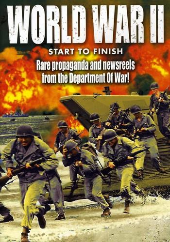 WWII: World War II Start to Finish