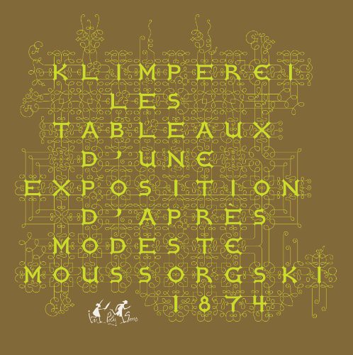 Les Tableaux D'une Exposition D'apr [Import]