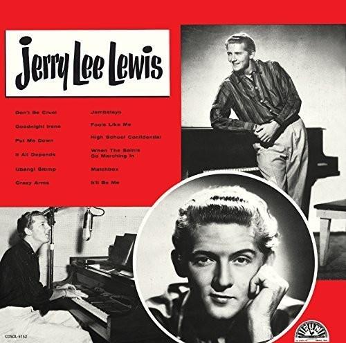 Jerry Lee Lewis - Jerry Lee Lewis