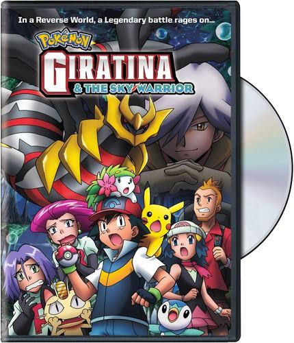 Pokemon the Movie: Giratina & the Sky Warrior