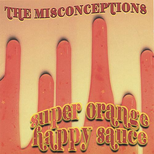 Super Orange Happy Sauce