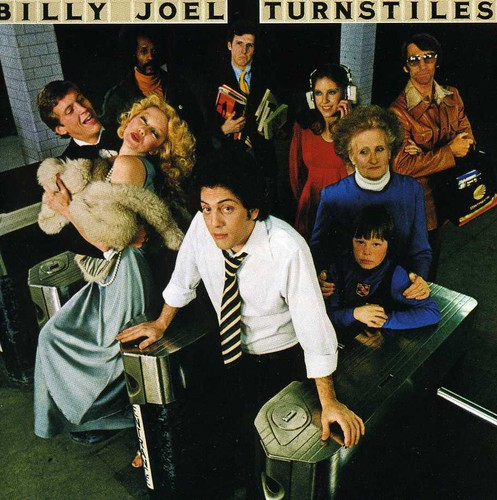 Billy Joel-Turnstiles [Remastered] [Enhanced]