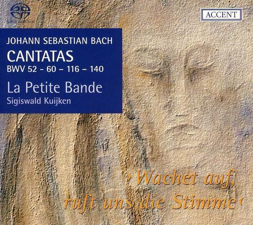 Cantatas: BWV 52 & 60 & 116 & 140