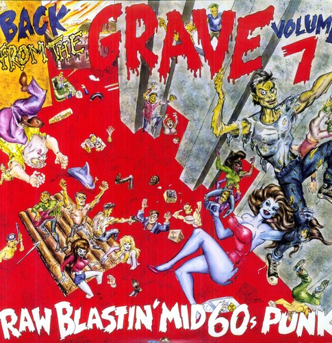 Back from the Grave 7