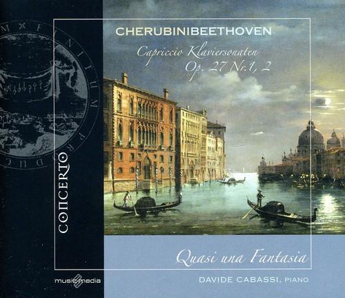 Davide Cabassi - Quasi Una Fantasia