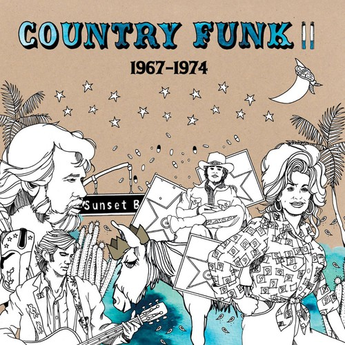 Country Funk 2 1967-1974 / Var Rmst - Country Funk 2: 1967-1974 / Var [Remastered]