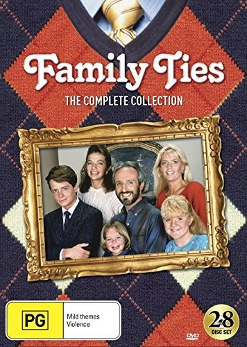 Family Ties: Complete Collection Season 1-7 [Import]