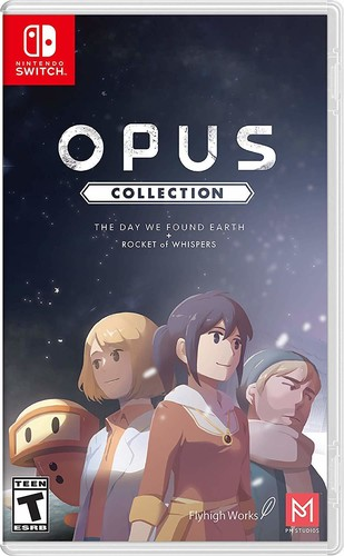 - OPUS: Collection 2 for Nintendo Switch
