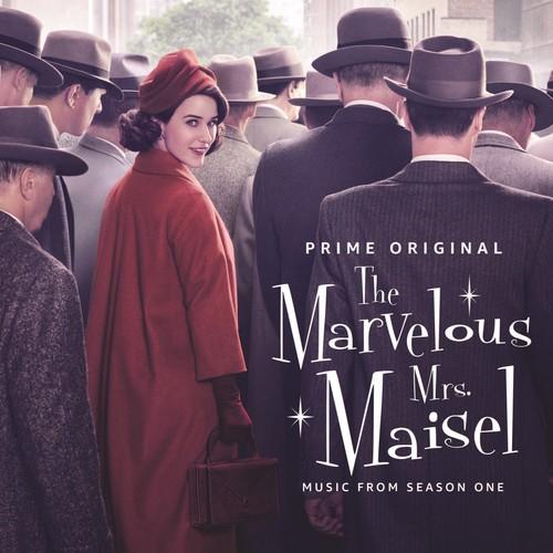 The Marvelous Mrs. Maisel [TV Series] - The Marvelous Mrs. Maisel: Season 1 [Music From The Prime Original Series] [LP]