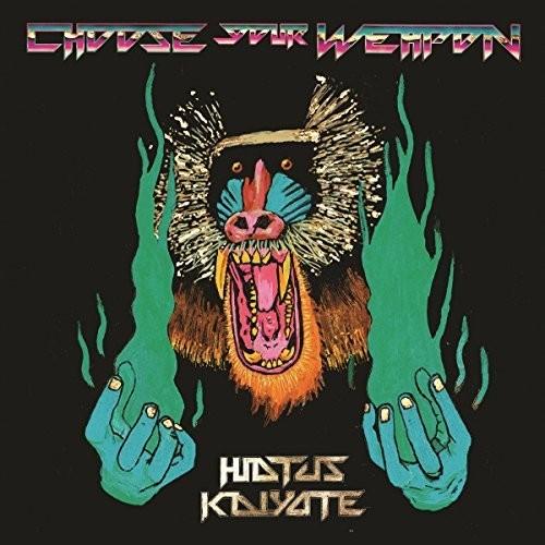 Hiatus Kaiyote - Choose Your Weapon [Import Vinyl]
