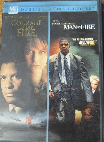 Man on Fire/ Courage Under Fire