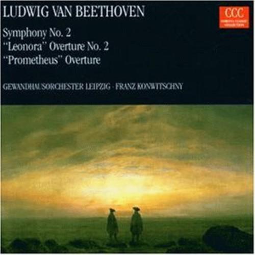 Symphony No. 2 /  Leonore No. 2