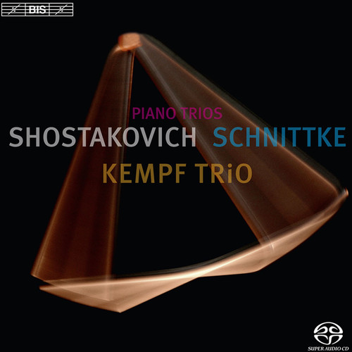 Piano Trio 1 in C minor Op 8: Piano Trio 2
