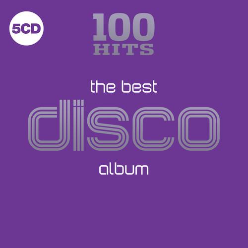 100 Hits Best Disco Album / Various - 100 Hits: Best Disco Album / Various (Box) (Uk)