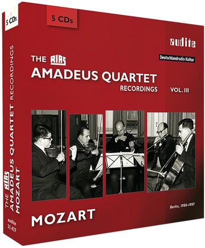 Rias Amadeus QRT Recordings Iii-Mozart STR QRTS