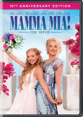 Mamma Mia! The Movie [Movie] - Mamma Mia! The Movie [10th Anniversary Edition]