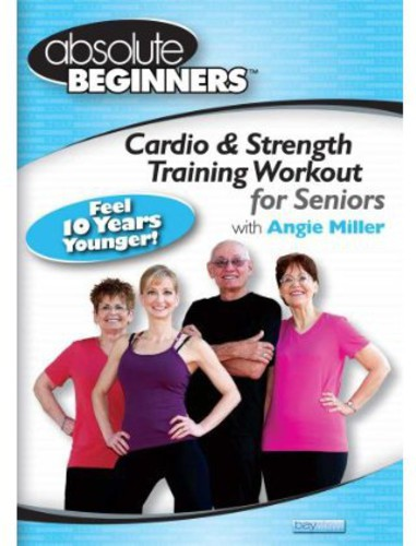 Absolute Beginners: Cardio and Strength Training Workout for Seniors