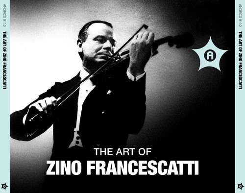 Art of Zino Francescatti