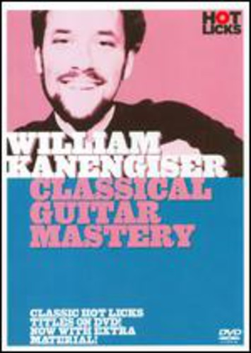 Classical Guitar Mastery