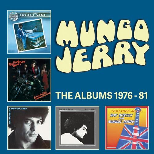 Mungo Jerry - Albums 1976-1981 (Box) (Uk)