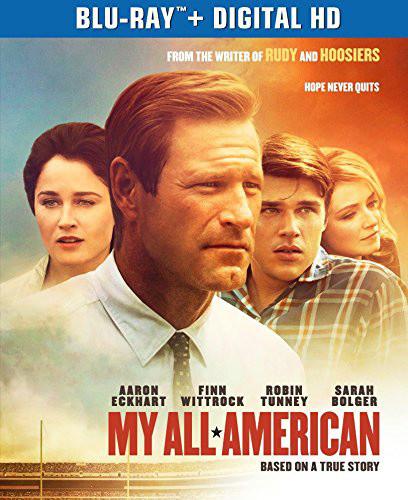 My All American [UltraViolet] [Blu-ray/DVD] [2 Discs]
