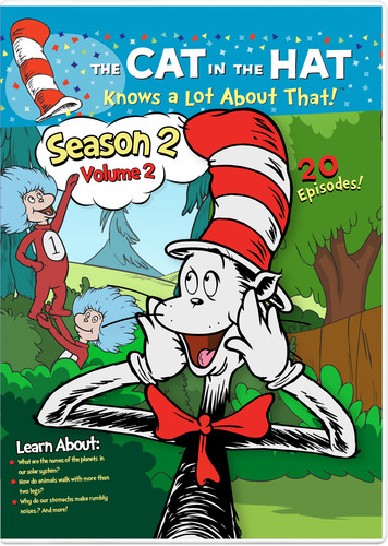 The Cat in the Hat Knows a Lot About That!: Season 2 Volume 2