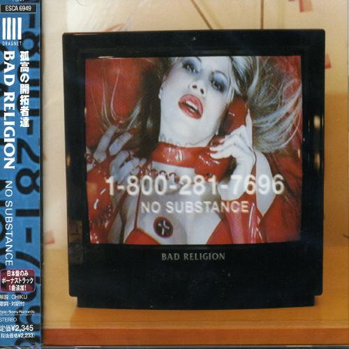 Bad Religion - No Substance [Import]