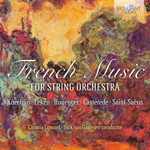 French Music for String Orchestra