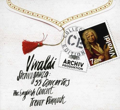 Coll Ed: Vivaldi Stravaganza - 55 Concertos
