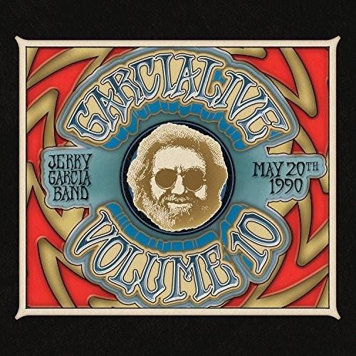 Jerry Garcia - GarciaLive Volume Ten: May 20th, 1990 Hilo Civic Auditorium [2CD]