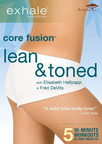 Exhale: Core Fusion Lean & Toned
