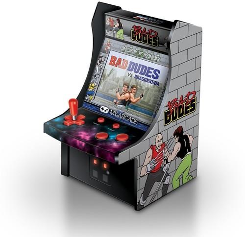 - My Arcade Bad Dudes Micro Arcade Machine