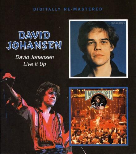 David Johansen /  Live It Up [Import]